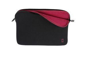 "Black / Cherry Sleeve for MacBook Air 13"""