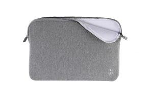 "Grey / White Sleeve for MacBook Pro Retina 15"""